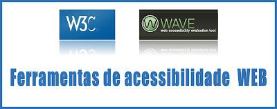 Ferramentas de acessibilidade  WEB