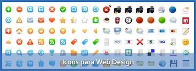 Icons para Web Design