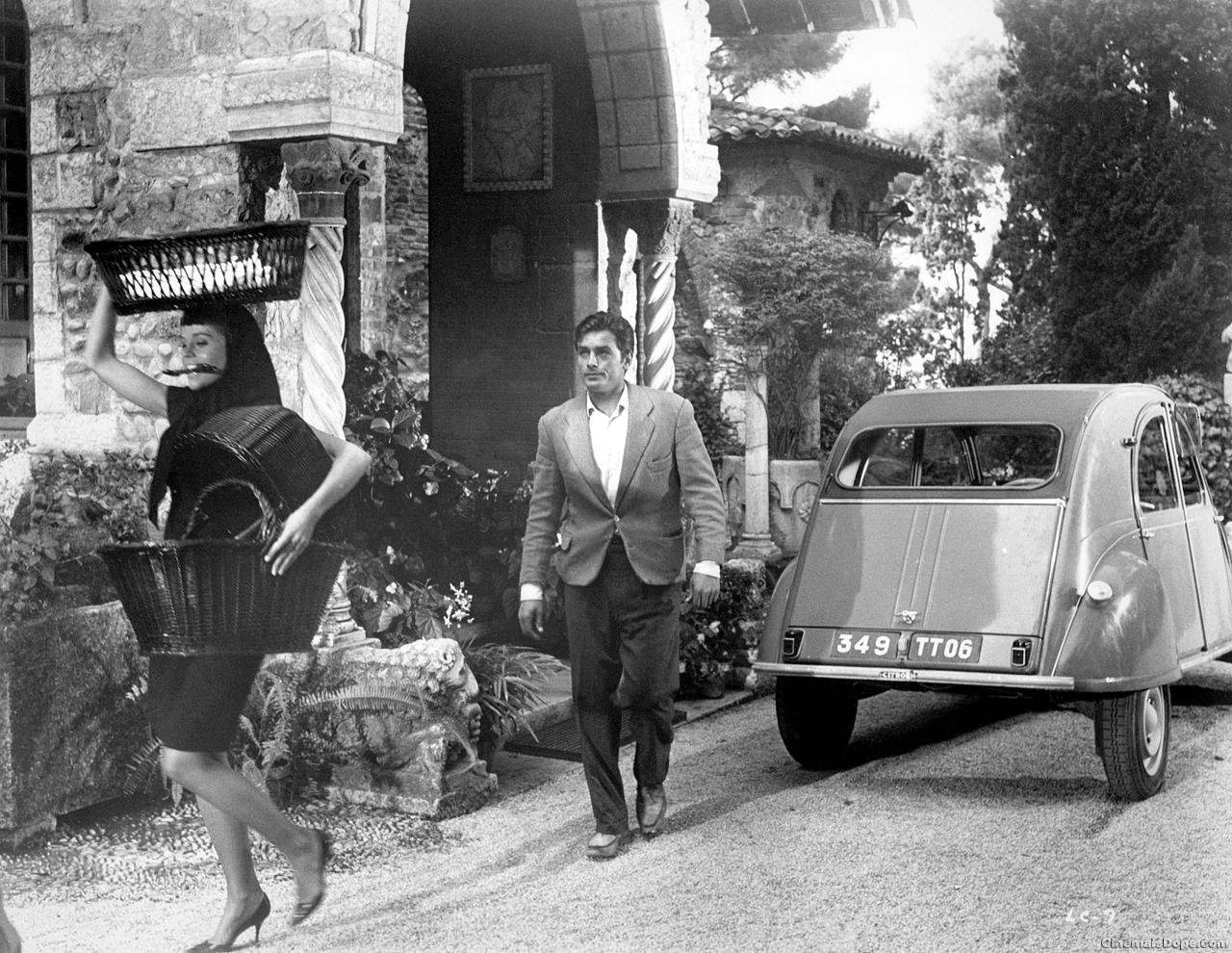 the 1964 movie joy house