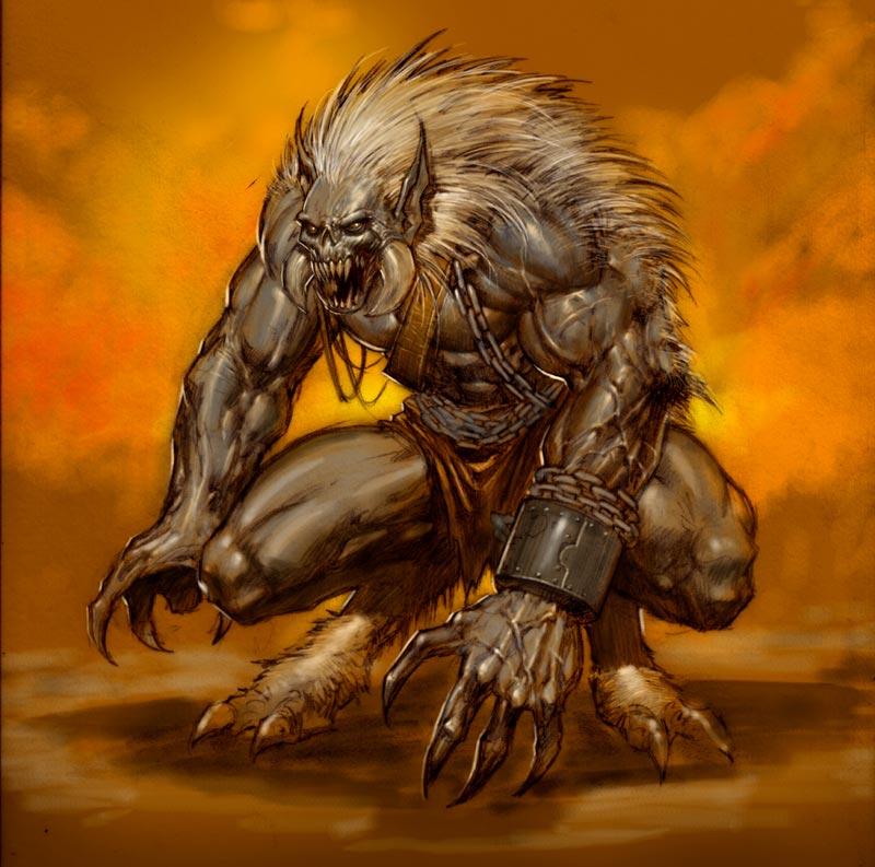 Las criaturas mitologicas HISTORIA