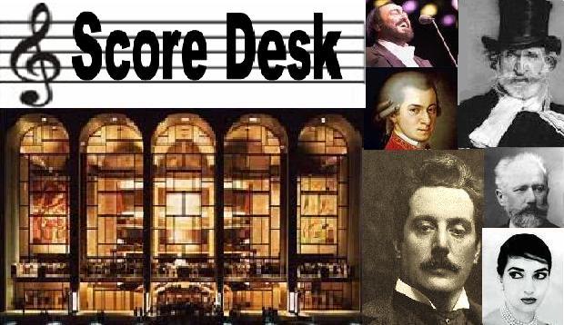 Score Desk