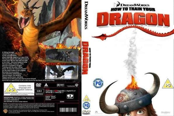 How To Train Your Dragon 2 Dvd Cover DVD Covers: How To Tra...