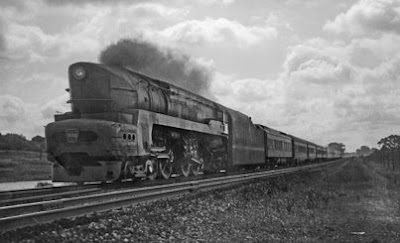 Image result for pennsylvania railroad t1 steam locomotive