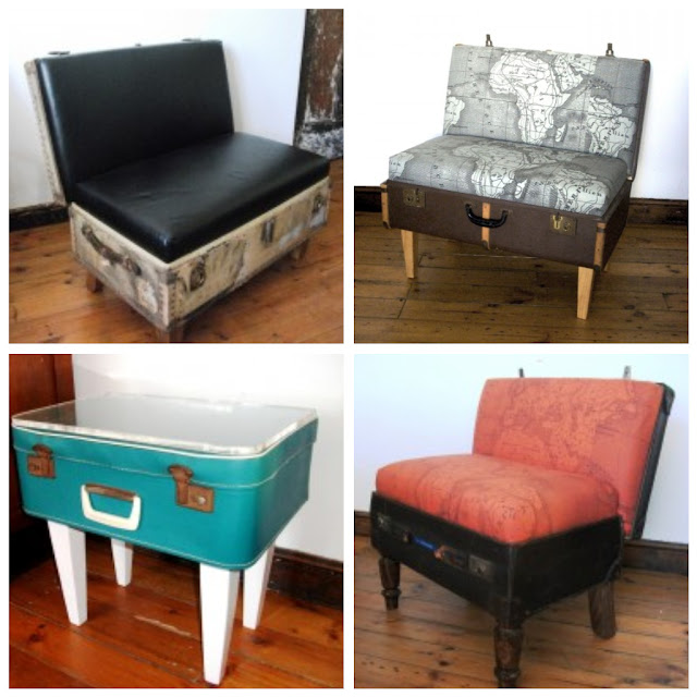 Gypsy Diaries Suitcase Furniture