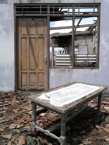 Merapi, after the eruption [part 2]; the neighbourhood
