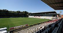 El Plantío, nuestro estadio...