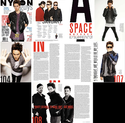 Echelon Bolivia Revista Nylon Guys Enero