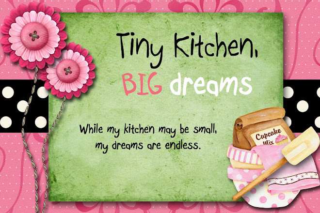 Tiny Kitchen, Big Dreams