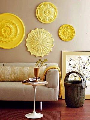 Ideas para decorar plafones para paredes for Plafones para pared