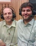 P. Tony Neves e Jorge Líbano Monteiro