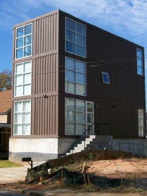 Proyecto pragmalia 248 edificios de bajo costo con contenedores - Viviendas de contenedores ...