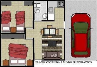 Proyecto pragmalia 8 producci n intensiva de viviendas for Plano de cocina fria
