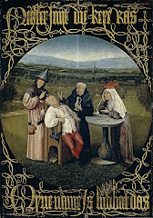 Hyeronimus Bosch (El Bosco) (1450-1516)