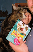 Quincy Loves Friskies