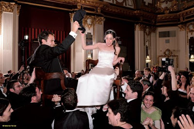 Jewish Wedding Customs on The Wedding Photographer  Types Of Jewish Weddings