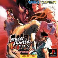 Download Street Fighter EX2 Plus  PS1