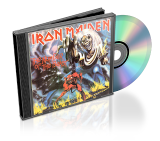 Iron+Maiden+ +The+Number+Of+The+Beast+ +Musicas+Para+Download CD Iron Maiden   The Number Of The Beast (1982)