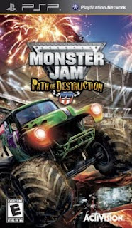 Monster Jam: Path of Destruction | PSP