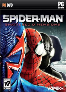 Spider-Man Shattered Dimensions | PC