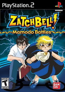 Download Zatch Bell - Mamodo Battles | PS2