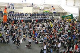 Primer marathon de SPINNING en Caracas de 6 horas