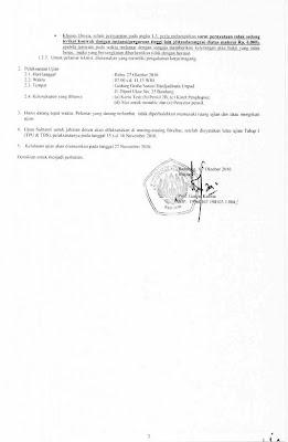 Rekrutment CPNS UNPAD 2010
