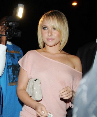 hayden panettiere long hairstyles. Hayden Panettiere made her