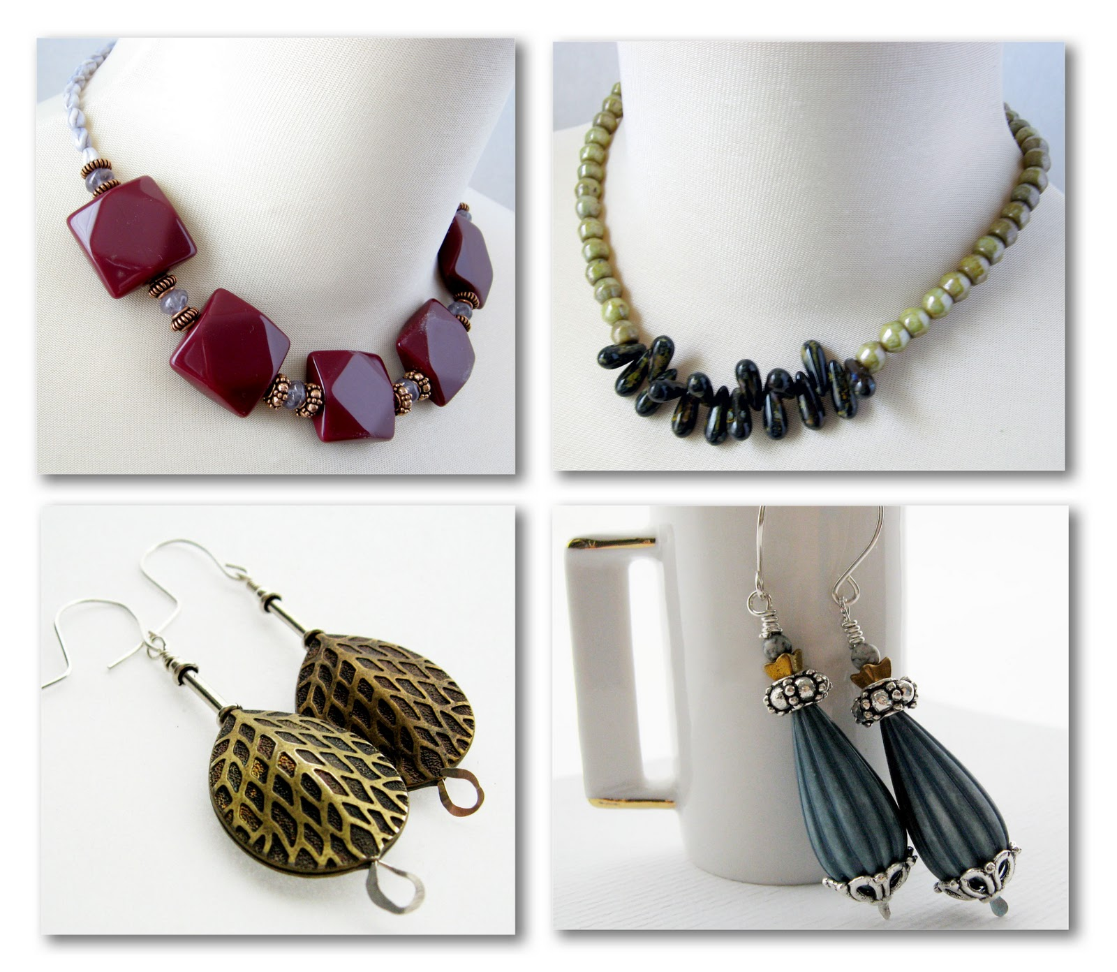 gallerialinda showcase beaded jewelry design trends for 2011