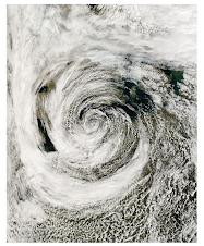 A real weather vortex!