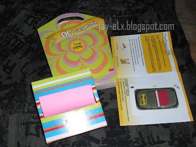 OC Sampler Pack from Post-It®