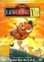 El rey leon 3 - Hakuna Matata (2004) online y gratis