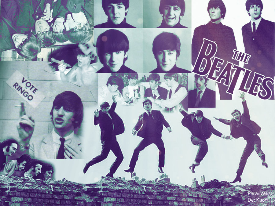beatles wallpaper. Five Beatles Wallpapers