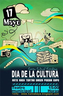 """17 Mayo """"Día de La Cultura"""""""