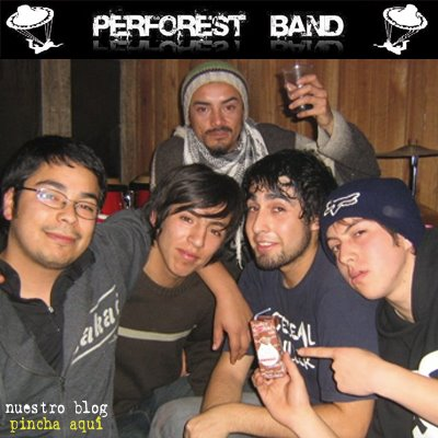 Perforest Band   /   Rock Erotico