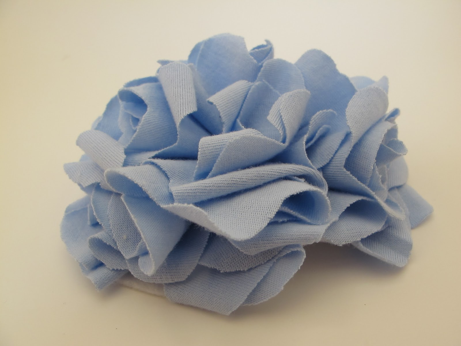 Love City: Fabric Flower Bouquet Tutorial & Giveaway