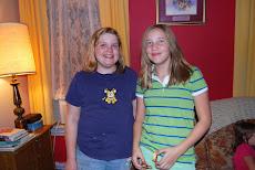 Cousins ~ Sweet Pea & Petunia