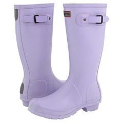 Rain Boots Color Page