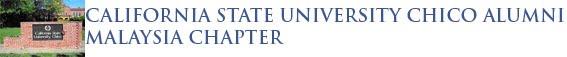 California State University Chico Alumni Malaysia Chapter