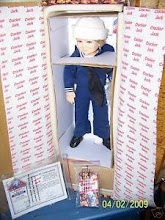 For Sale - Sailor Cracker Jack Doll With Bingo