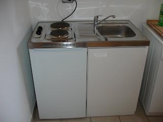 Biogas-Blog: Mini-Küche zu verkaufen!