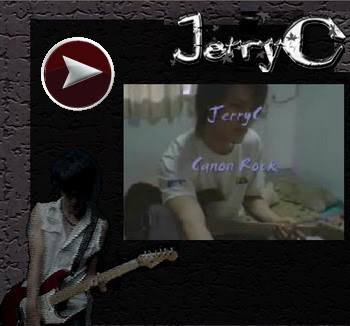 Jerry C - Canon Rock