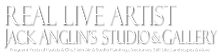 Jack Anglin's Studio & Gallery / Drawings, Pastels, Oil Paintings -nocturnes and more ,