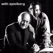 john williams with spielberg