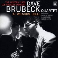 dave brubeck - at wilshire ebell (1953)