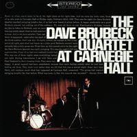 dave brubeck - at carnegie hall (1963)