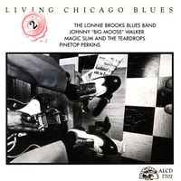 Living Chicago Blues Series (1978) vol. 2