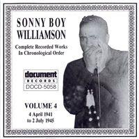 Sonny Boy Williamson I - Complete Recorded Works in Chronological Order - Volume 4