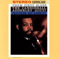 cannonball adderley quintete - them dirty blues (1960)