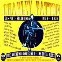 charley patton - complete recordings (1929-1934)