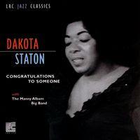 dakota staton - congratulations to someone (2003)